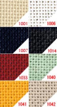 刺繍布#1100  50CM カット布
